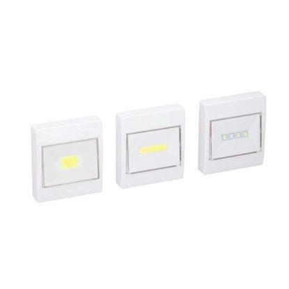 Εικόνα της Φωτιστικό 07521 Grundig LED Διακόπτης (Disp 12 Pcs)