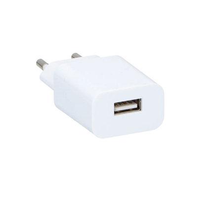 Εικόνα της Φορτιστής 08554 Grundig Ρεύματος 2,1A ABS 1 Έξοδος USB Λευκό