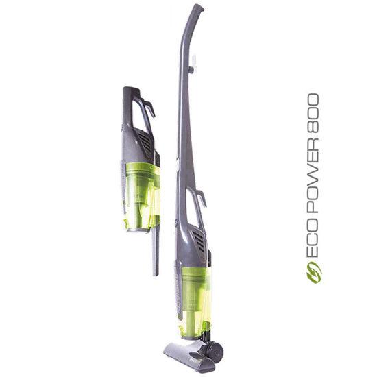 Εικόνα της Σκούπα 2σε1 PRVC-40295 Primo EcoPower 800W Ανθρακί-Πράσινη