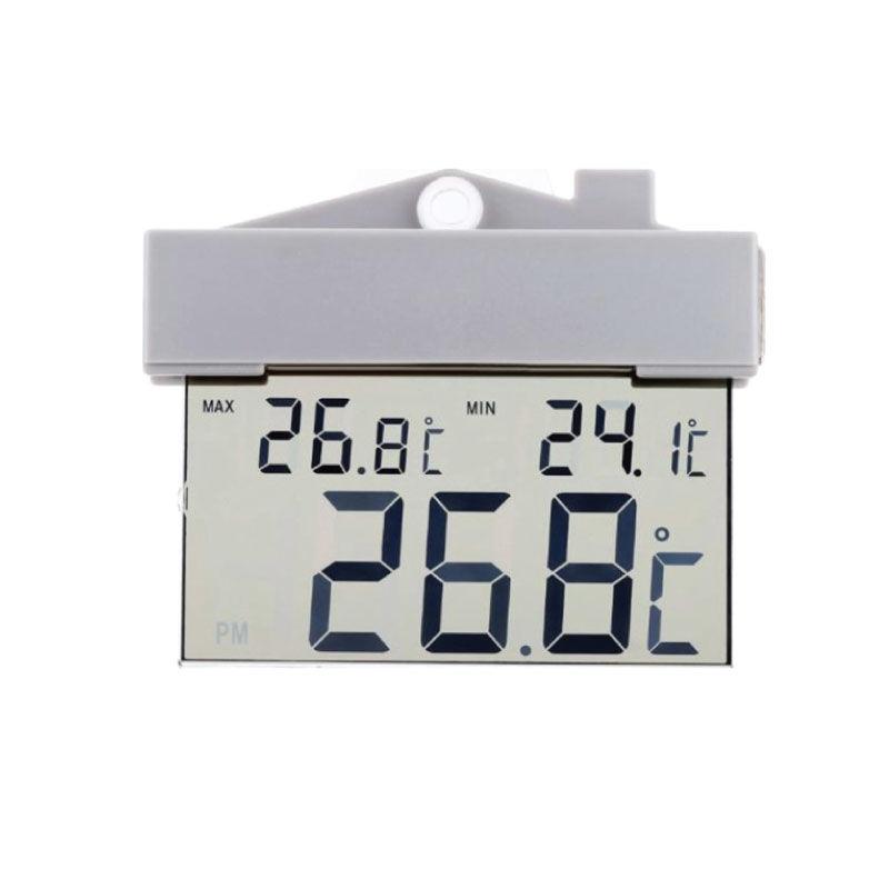 Εικόνα της Θερμόμετρο 87154 Grundig Εξωτερικού χώρου με βεντούζα