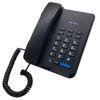 Εικόνα της Τηλέφωνο  Επιτραπέζιο ALFATEL 1310 Μαύρο