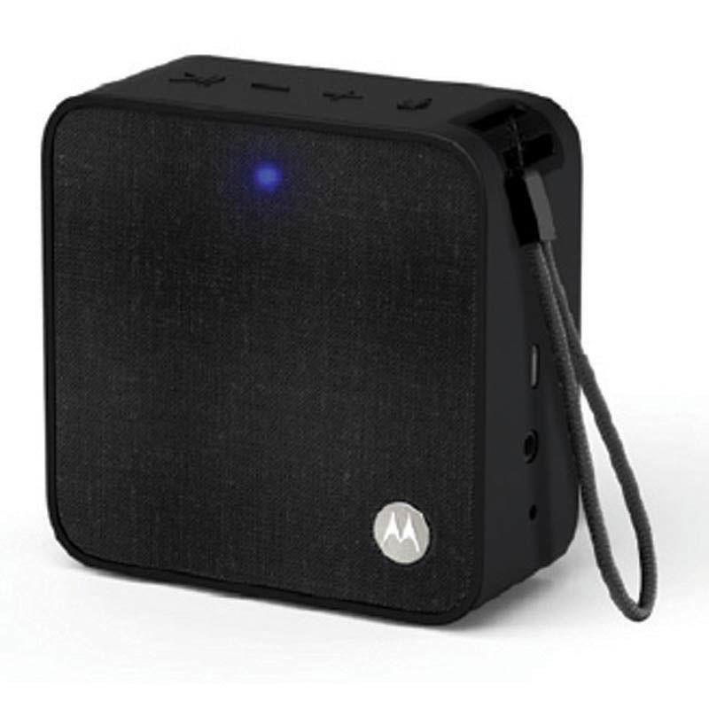 Εικόνα της Ηχείο Bluetooth Motorola Sonic Boost 210 Μαύρα