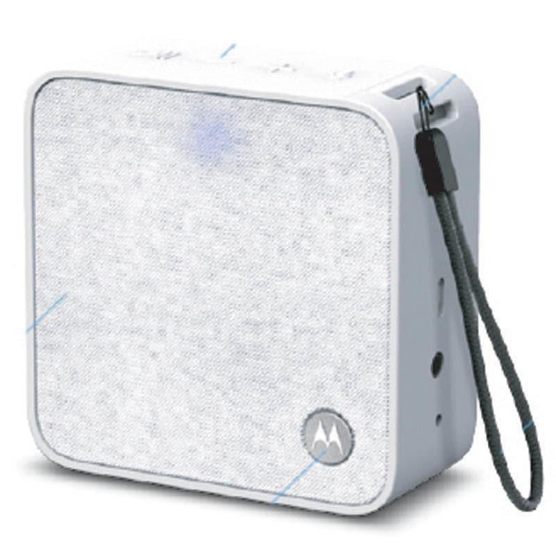 Εικόνα της Ηχείο Bluetooth Motorola Sonic Boost 210 Λευκό