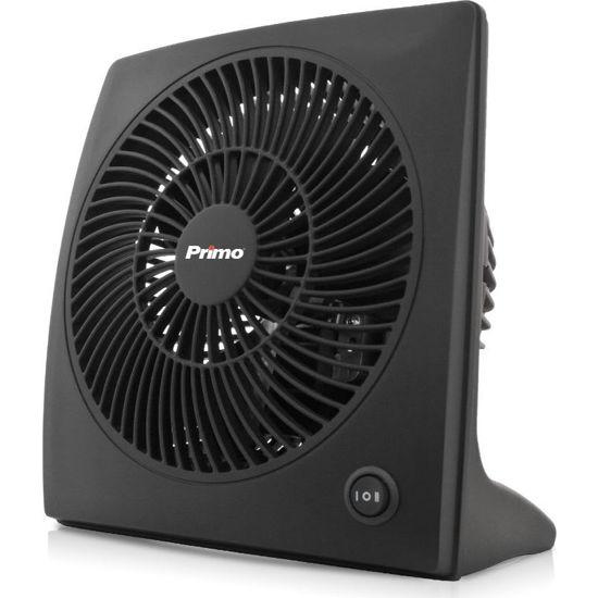 Εικόνα της Ανεμιστήρας Box Fan 7'' 18CM 15727 Primo Μαύρος