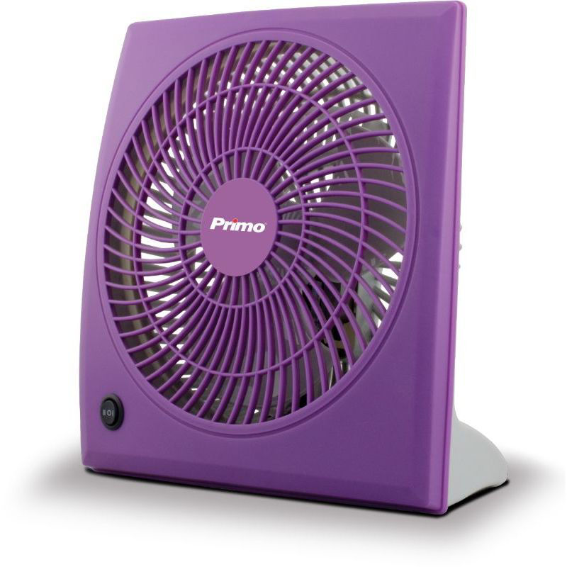 Εικόνα της Ανεμιστήρας Box Fan 9'' 23CM 15729  Primo Μωβ
