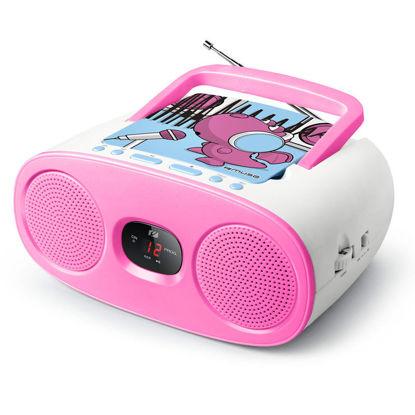Εικόνα της Ραδιόφωνο CD-PLAYER MUSE M-20KDG Μπαταρίας και Ρεύματος Ψηφιακό