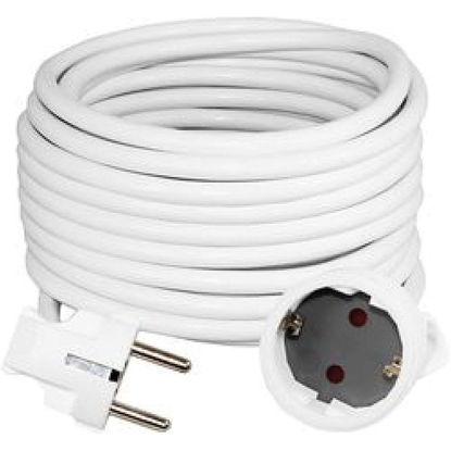 Εικόνα της Μπαλαντέζα DG-YDB01 Alfaone Σούκο 3Χ1,5mm 10m Λευκή