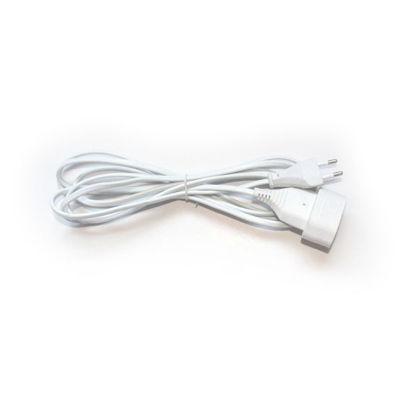 Εικόνα της Μπαλαντέζα DG-YDB09 Alfaone απλή 2Χ0,75mm 3m Λευκή