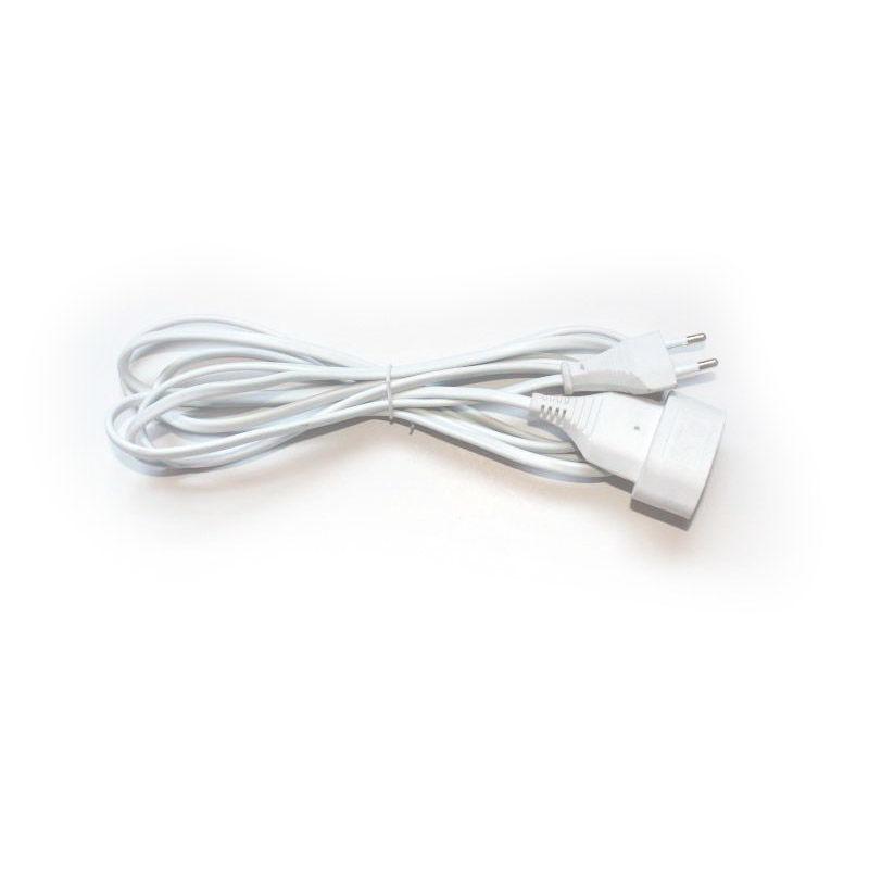 Εικόνα της Μπαλαντέζα DG-YDB09 Alfaone απλή 2Χ0,75mm 5m Λευκή