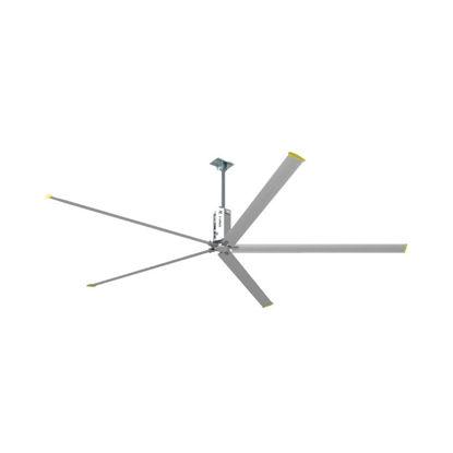 Εικόνα της Ανεμιστήρας Οροφής HVLS-D6BAA61 Eurus II Βιομ. 1.5Kw 2200V Ac Φτερά 5X6,1 Mέτρα