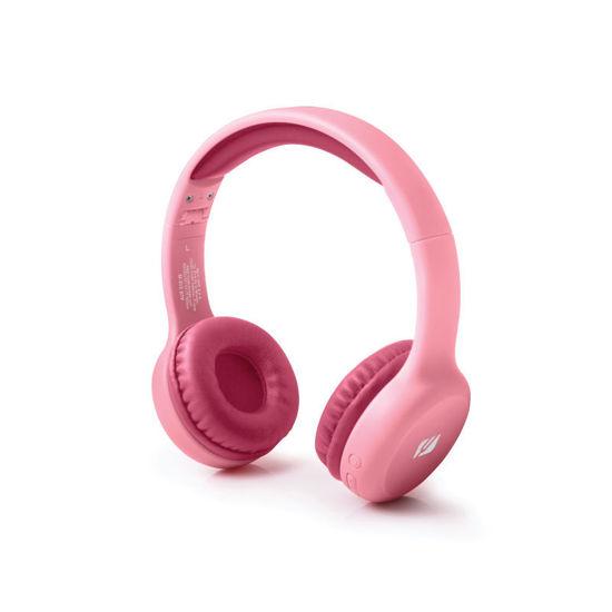 Εικόνα της Παιδικά Ακουστικά M-215BTP MUSE Ροζ