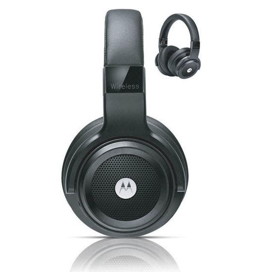 Εικόνα της Ακουστικά Ασύρματα Motorola Escape 800 ANC Μαύρα