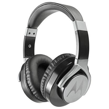 Εικόνα της Ακουστικά Ενσύρματα Motorola Pulse Μax Μαύρα