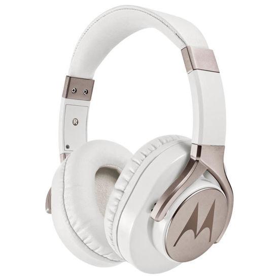 Εικόνα της Ακουστικά Ενσύρματα Motorola Pulse Μax Λευκά