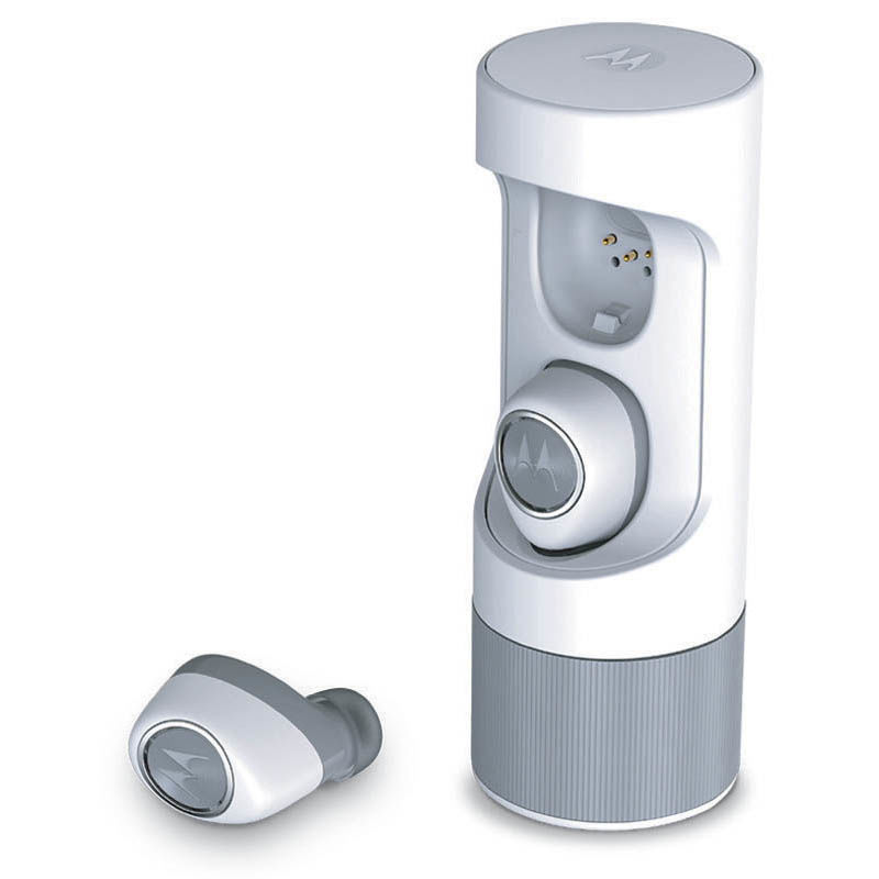 Εικόνα της Ακουστικά Ασύρματα Motorola Verveones Λευκά