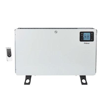 Εικόνα της Θερμοπομπός PRCH-81043 Primo Turbo LCD Λευκός 2000W