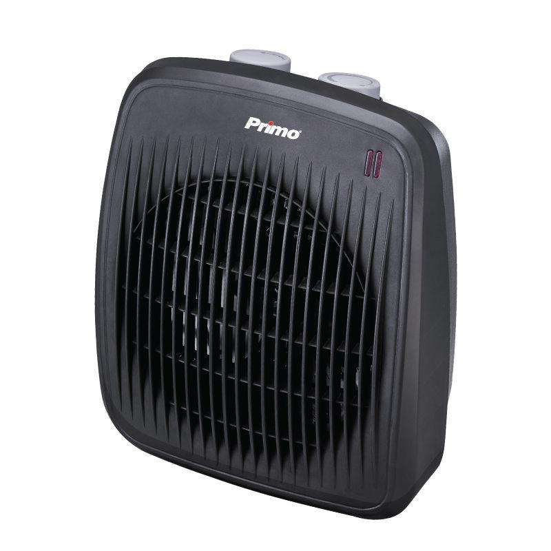 Εικόνα της Αερόθερμο Δαπέδου PRFH-81033 Primo Μαύρο 2000W