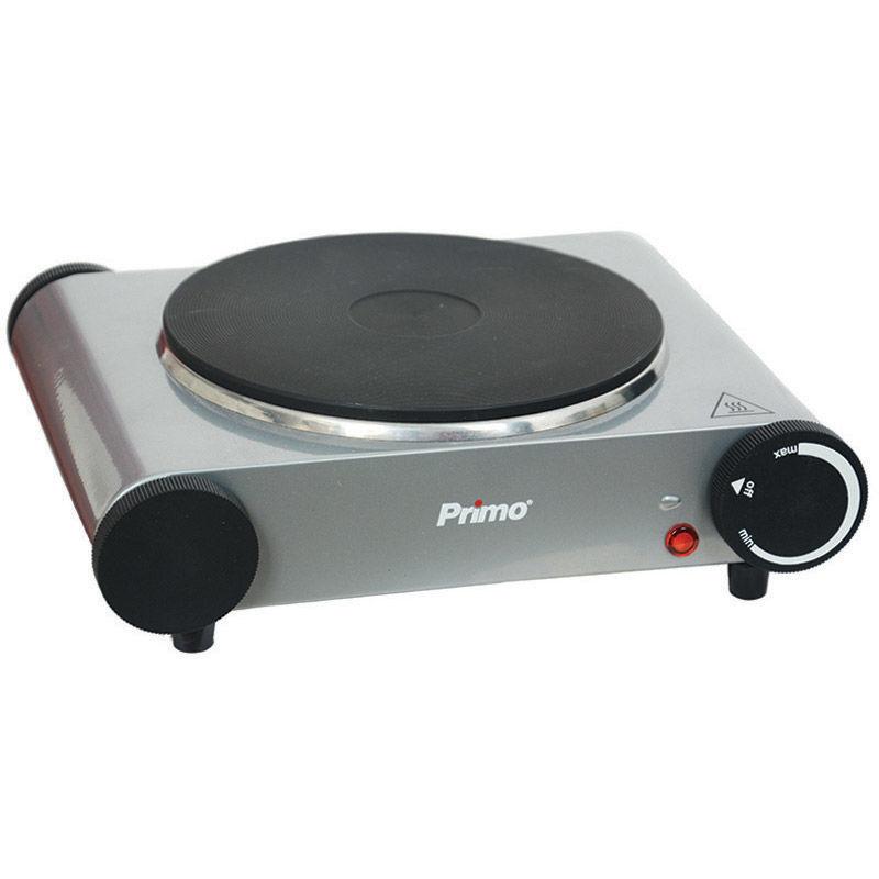 Εικόνα της Ηλεκτρική εστία μονή PRHP-40220 Primo 18εκ. 1500W Silver