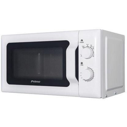 Εικόνα της Φούρνος μικροκυμάτων PRMW-40245 Primo 20L 700W Λευκός
