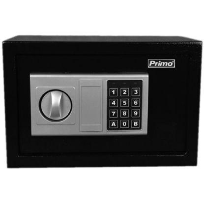 Εικόνα της Χρηματοκιβώτιο PRSB-50015 Primo Ηλεκτρονικό 20Χ31Χ20εκ. Μαύρο