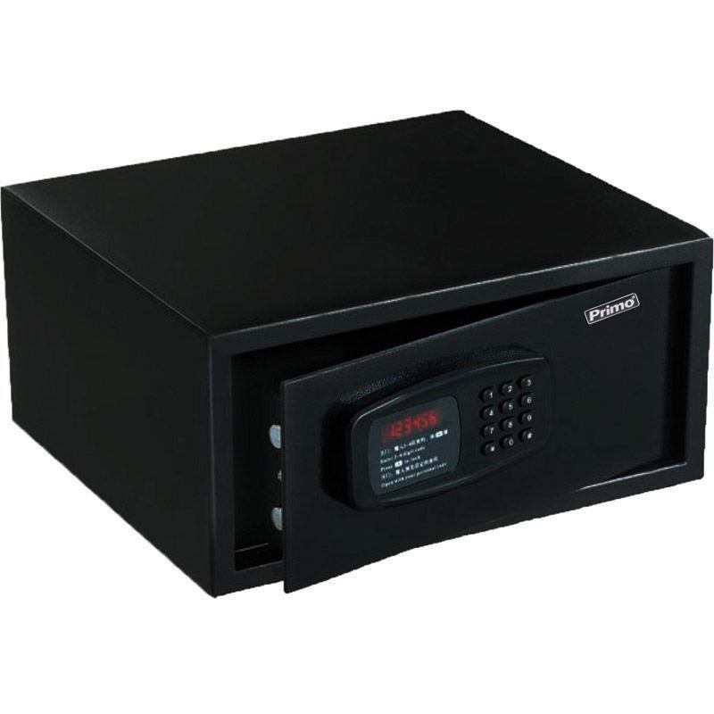 Εικόνα της Χρηματοκιβώτιο PRSB-50016 Primo Ηλεκτρονικό Motorized 20X42X37εκ. Μαύρο