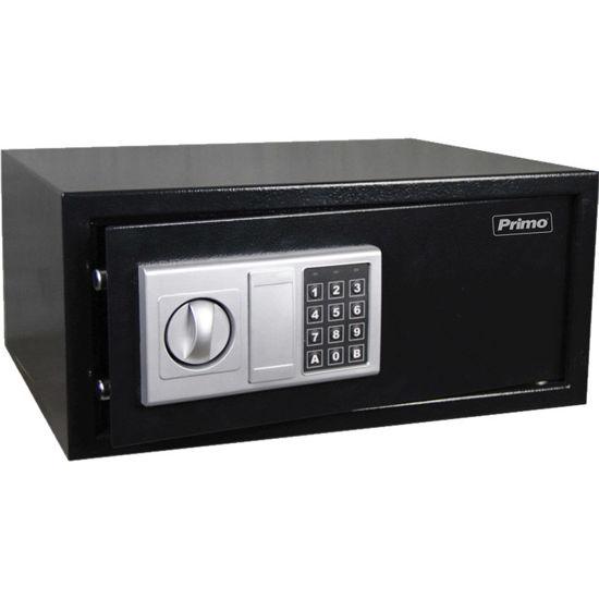 Εικόνα της Χρηματοκιβώτιο PRSB-50021 Primo  Ηλεκτρονικό 20X43X35εκ. Μαύρο