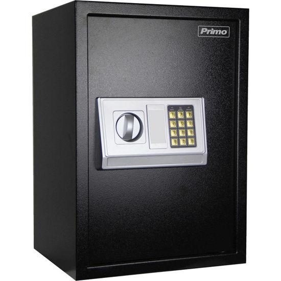 Εικόνα της Χρηματοκιβώτιο PRSB-50022 Primo Ηλεκτρονικό 50X35X30εκ. Μαύρο