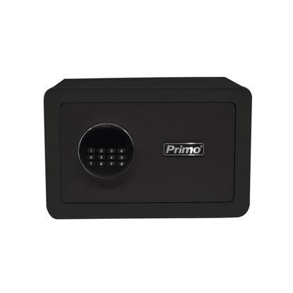 Εικόνα της Χρηματοκιβώτιο PRSB-50030 Primo Ηλεκτρονικό Οθόνη LCD 20Χ31Χ20εκ. Μαύρο