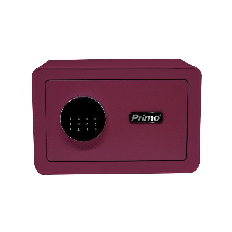 Εικόνα της Χρηματοκιβώτιο PRSB-50032 Primo Ηλεκτρονικό Οθόνη LCD 20Χ31Χ20εκ. Μελιτζανί