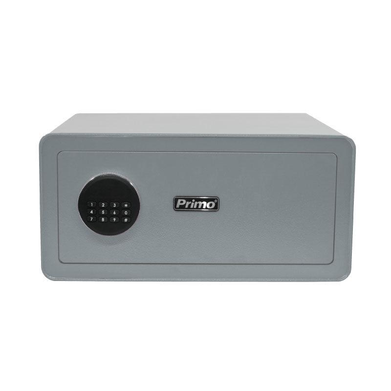 Εικόνα της Χρηματοκιβώτιο PRSB-50037 Primo Ηλεκτρονικό Οθόνη LCD 20Χ42Χ37εκ. Γκρι