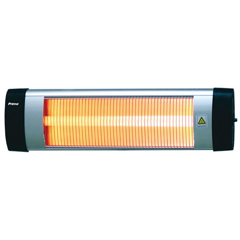 Εικόνα της Θερμάστρα Εξωτερικού Χώρου Λάμπα Quartz PRIH-81007 Primo 2500W