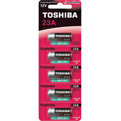 Εικόνα της Μπαταρία TOSHIBA 23A - BP-5