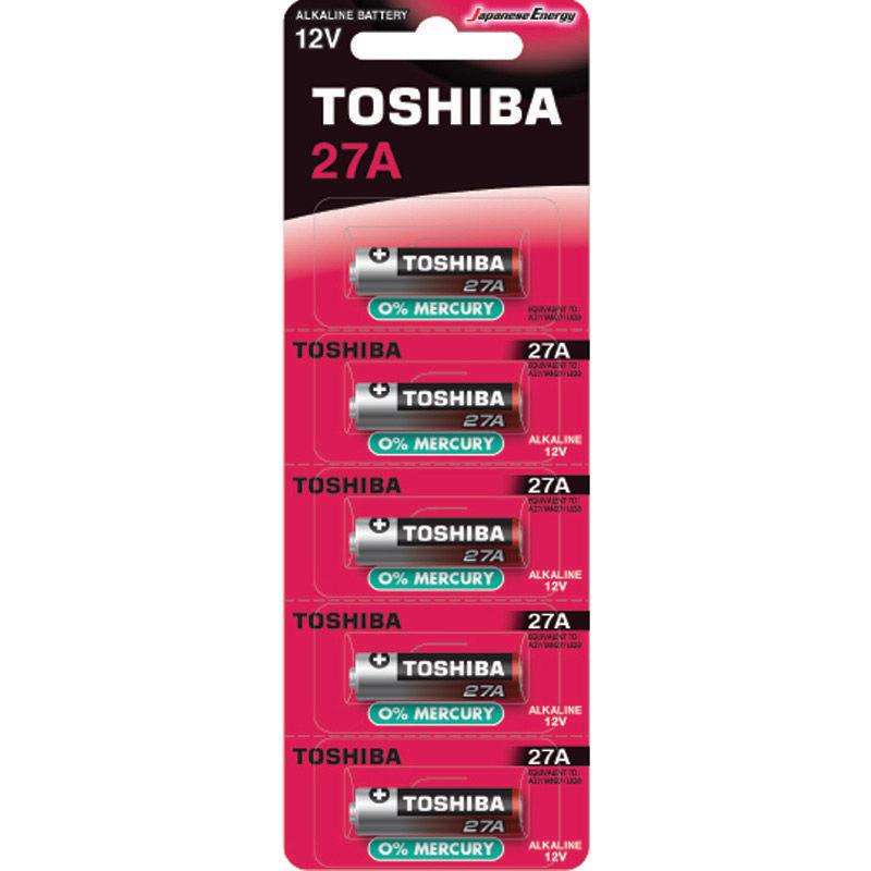 Εικόνα της Μπαταρία TOSHIBA 27A - BP-5