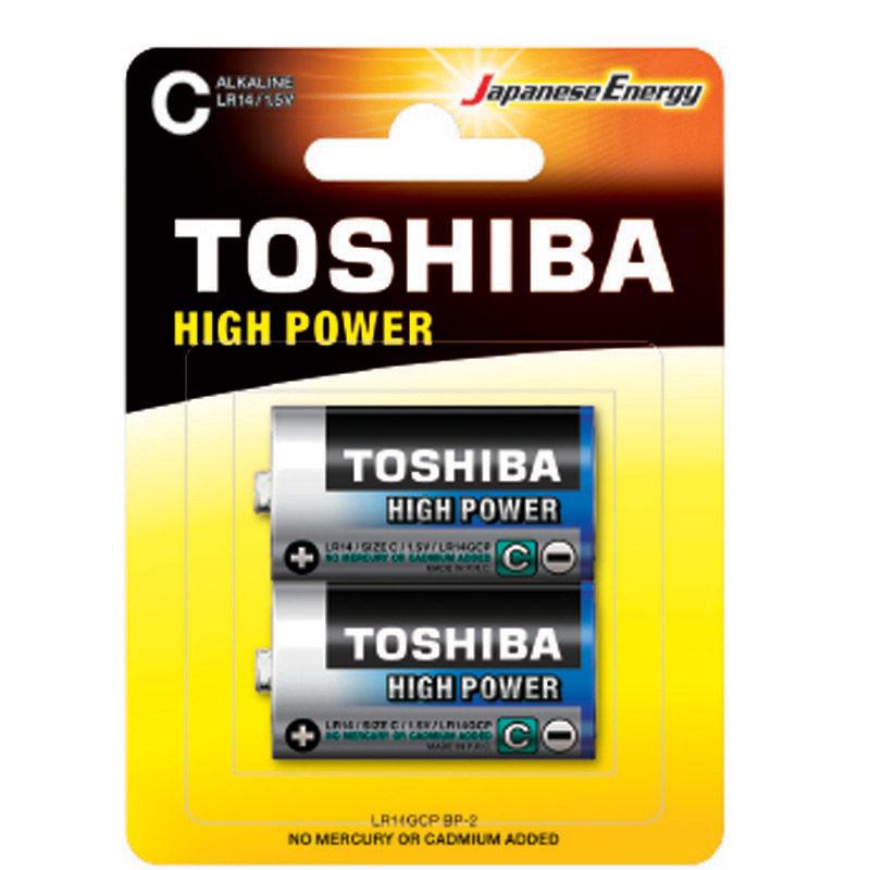 Εικόνα της Μπαταρία TOSHIBA C - LR14GCP BP-2