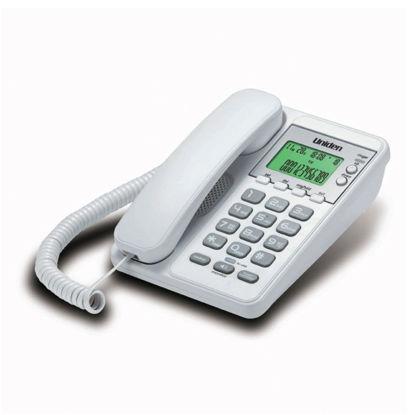 Εικόνα της Τηλέφωνο  Επιτραπέζιο  με οθόνη UNIDEN AS6404 Λευκό