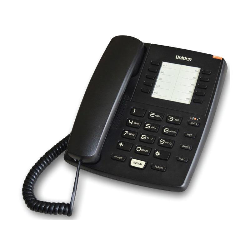 Εικόνα της Τηλέφωνο  Επιτραπέζιο UNIDEN AS7201 Μαύρο