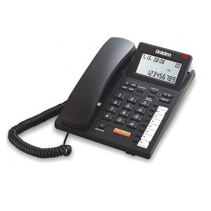 Εικόνα της Τηλέφωνο  Επιτραπέζιο  με οθόνη UNIDEN AS7411 Μαύρο