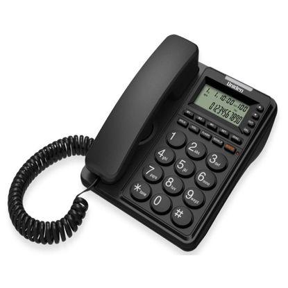 Εικόνα της Τηλέφωνο  Επιτραπέζιο UNIDEN CE-6409 Μαύρο