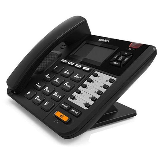 Εικόνα της Τηλέφωνο  Επιτραπέζιο UNIDEN CE-8402 Μαύρο