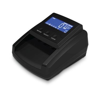 Εικόνα της Ανιχνευτής V65 Alfaone  Πλαστών ΧαρτονοΧισμάτων ρεύματος με ψηφιακή οθόνη Μαύρος