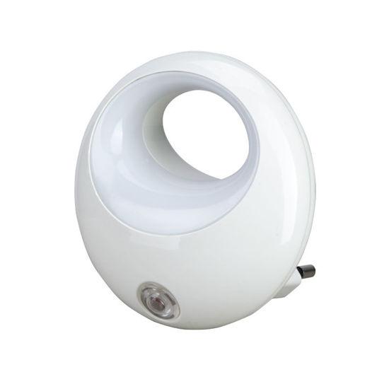 Εικόνα της Φωτάκι XYD594 Sunfos LED Νυκτός με αισθητήρα φωτός