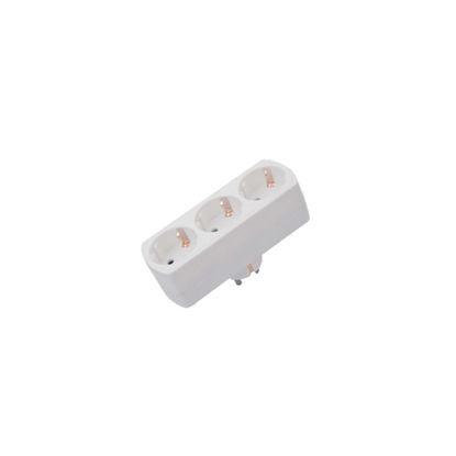 Εικόνα της Adaptor GZB01/03C Alfaone Σούκο 1Χ3 Λευκό