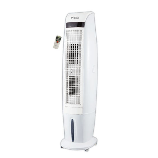 Εικόνα της Air Cooler PRAC-80419 Primo 350W Λευκό Με Τηλεχειριστήριο