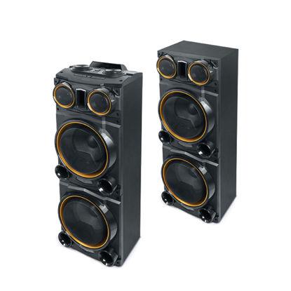 Εικόνα της Party Box x2 Bluetooth-Ραδιόφωνο-USB M-2985DJ MUSE 1200W