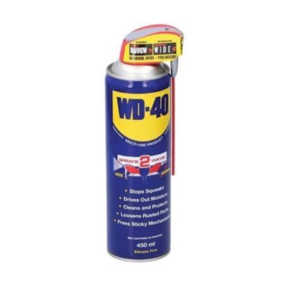 Εικόνα της Spray 44037 Καθαρισμού - λίπανσης - διάβρωσης Wd40 450ml
